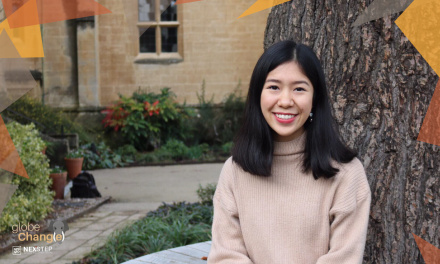globeChang(e) – Episode 16 – Yasmin Nguyen, University of Oxford – How to Think, How to Argue, How to Articulate