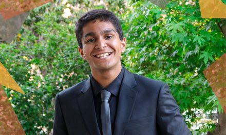 globeChang(e) – Episode 21 – Shreyans Sethi – UC Berkeley – There's a Beauty to Being a Face In a Crowd